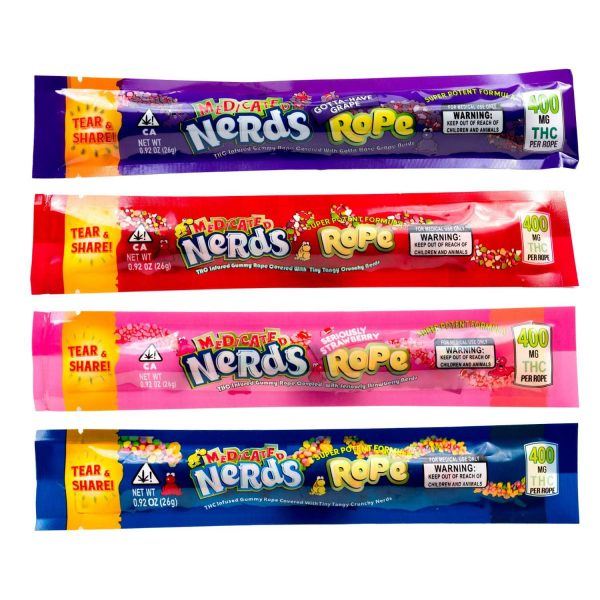 nerds rope photo 4 parallel