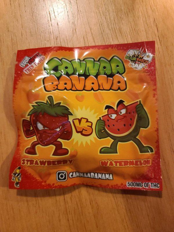 cannaa banana